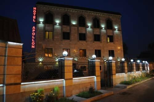 Hotel Apollon Yerevan