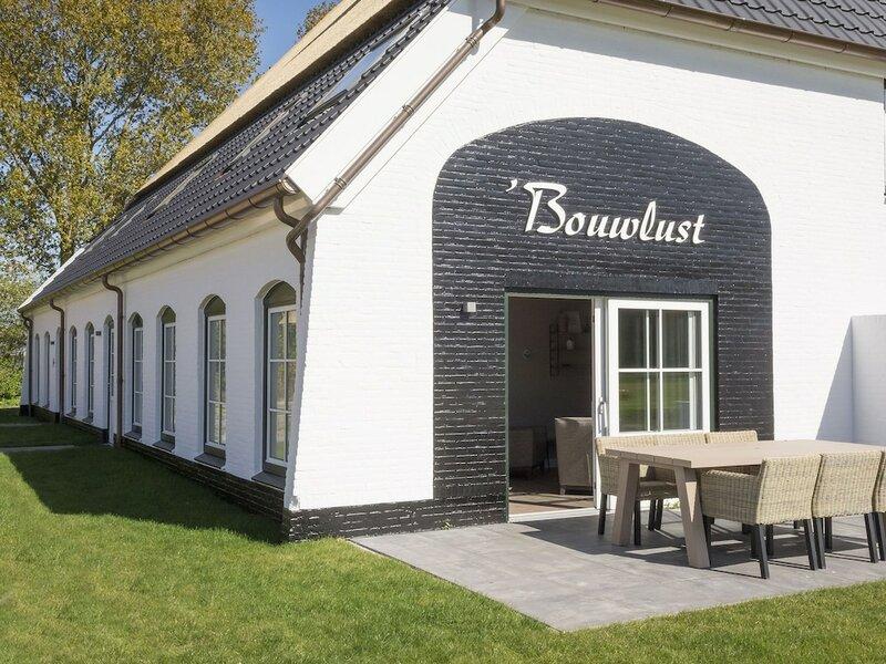 Modern 6-person Villa in De Cocksdorp, Texel