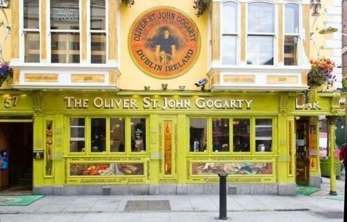 Oliver St John Gogarty's Hostel