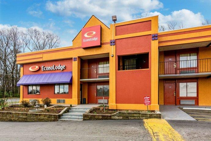 Econo Lodge Charlotte Airport Area