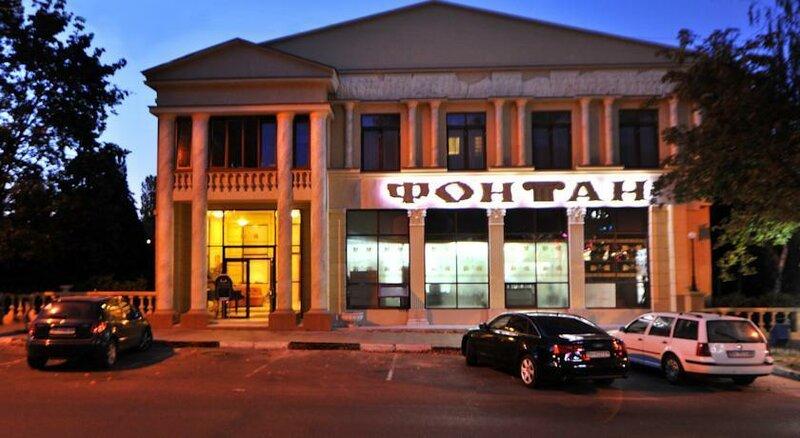Отель-ресторан Fontan