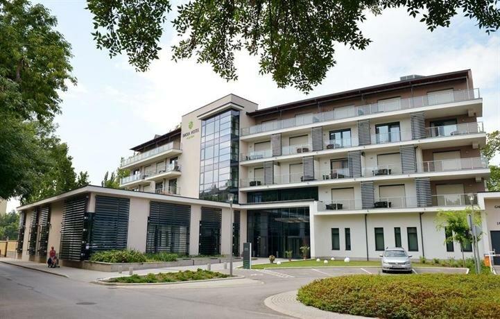 Imola Hotel Platán