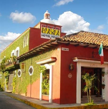 Hotel Casona Maya Mexicana
