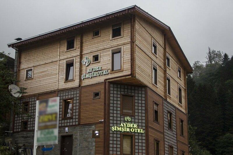 Ayder Şimşir Butik Otel