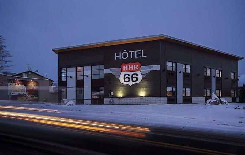 Hôtel Historique Route 66