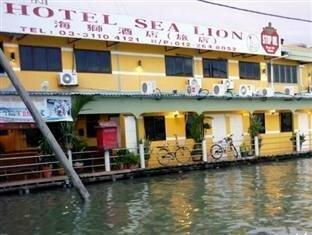 Sealion Pulau Ketam Motel