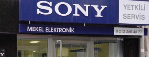 elektrikli cihazların tamiri — Sony Yetkili Servisi - Mekel Elektronik — Beşiktaş, photo 1