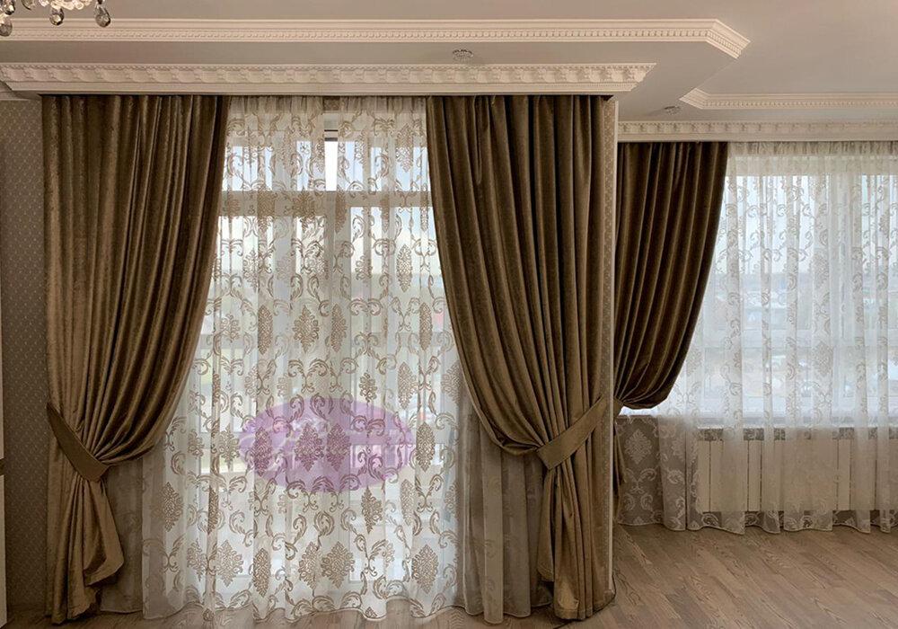 шторы, карнизы — Василина — Москва, фото №2