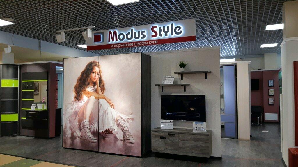 шкафы-купе — Modus Style — Владимир, фото №1
