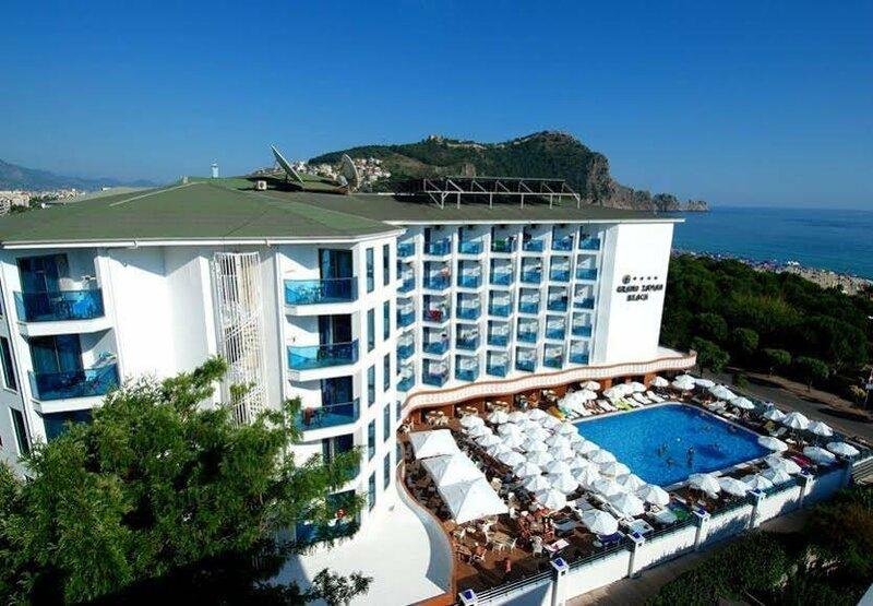 Grand Zaman Beach Hotel