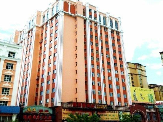 Manzhouli Taiyangsheng Inn