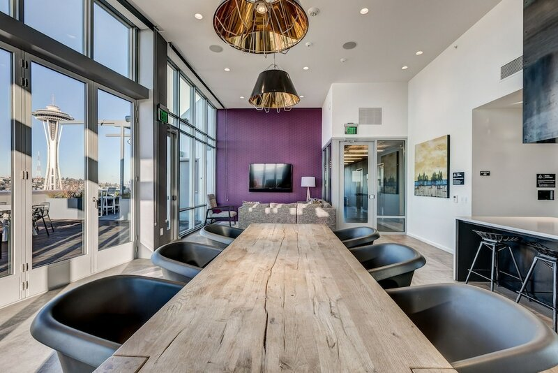 Belltown Corporate Housing Apartments by Luxe Hubs