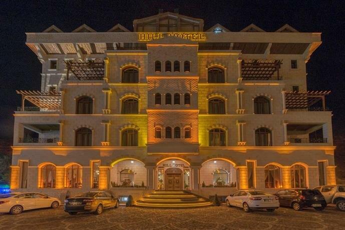 Отель Kapadokya Hill Hotel & SPA