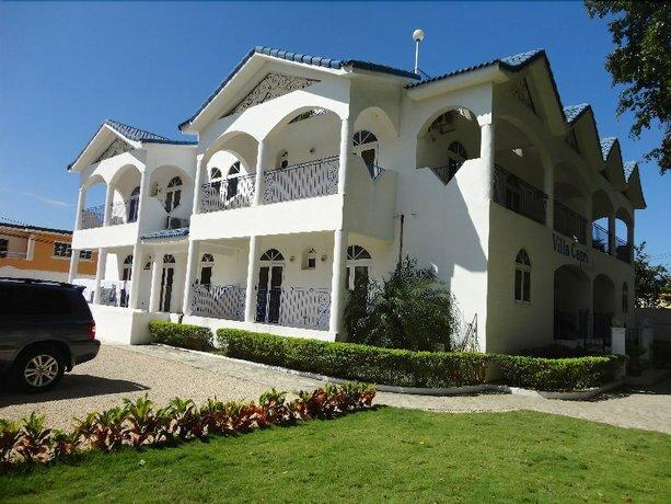 Hotel Villa Capri Salon & SPA