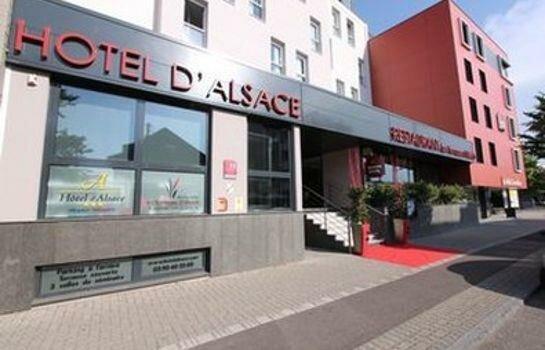 The Originals Boutique, Hôtel d'Alsace, Strasbourg Sud