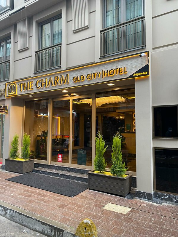 The Charm Hotel - Old City