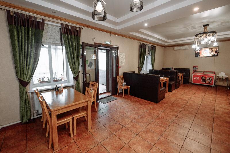 Кафе-отель Кочевник