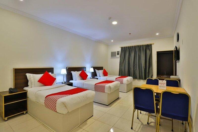 Oyo 323 Aknan Ohod Hotel