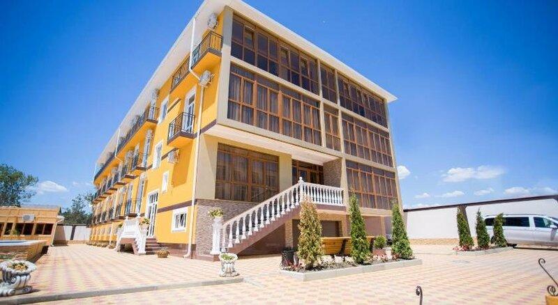 Отель Grand Agatia
