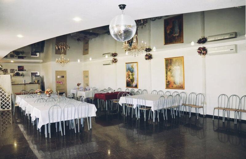 Гостиница Новомышастовская