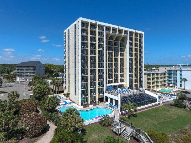 Ocean Park Resort by Vacasa