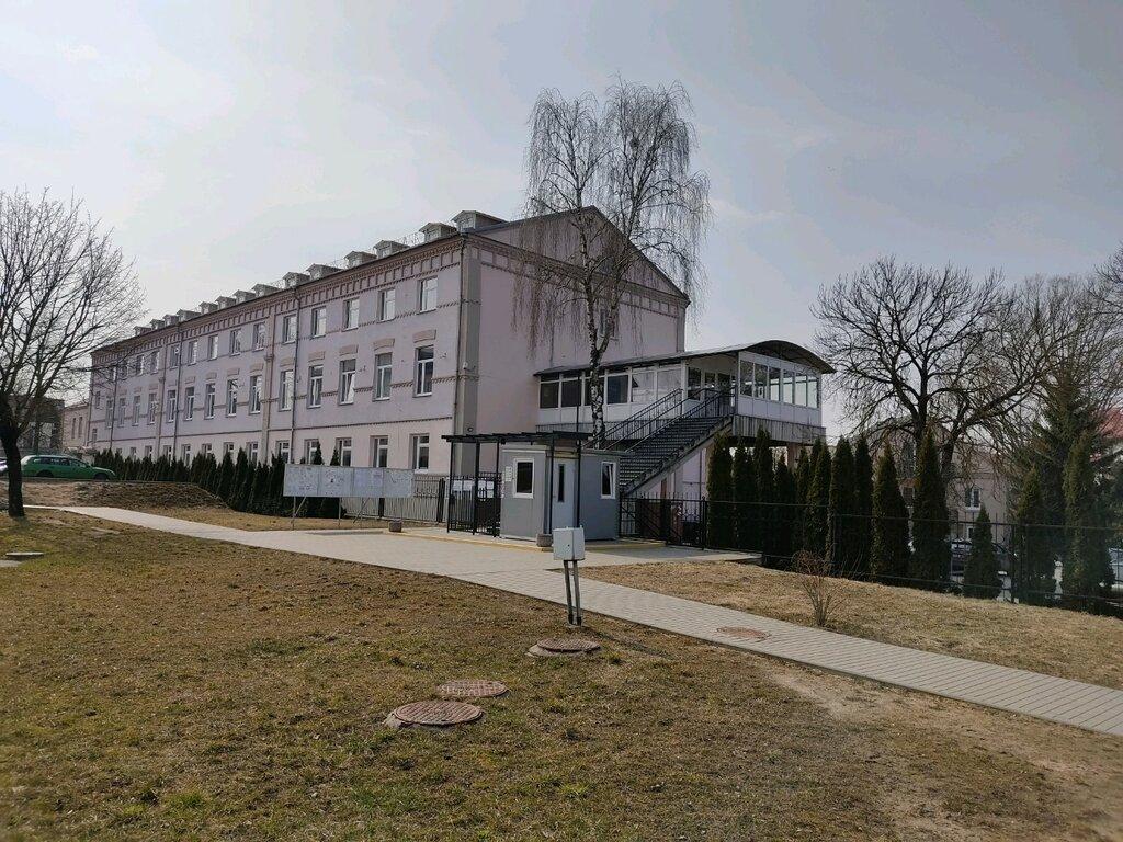посольство, консульство — Генеральное Консульство Республики Польша в Гродно — Гродно, фото №1