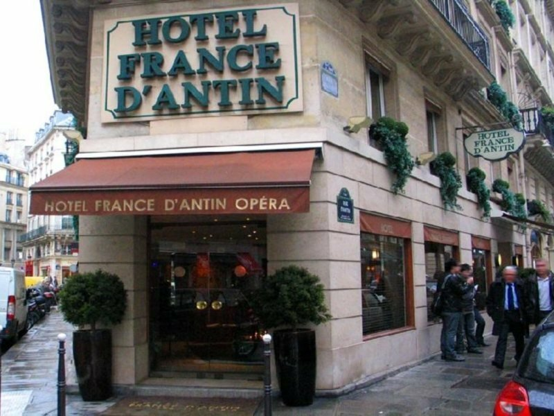 Hôtel France d'Antin Opéra