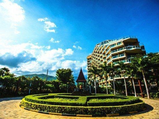 Jinde Boutique Holiday Hotel Lingshui Hongkan Xiangshuiwan