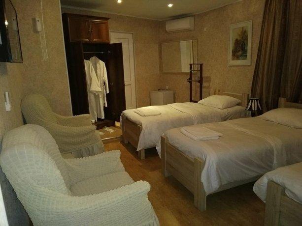 Hotel Mkudro