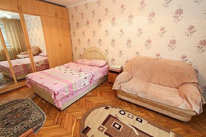 Uyutnaya Studiya V Tsentre Almatyi 406 Apartments