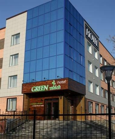 гостиница — Отель Green Which — Петропавловск, фото №1