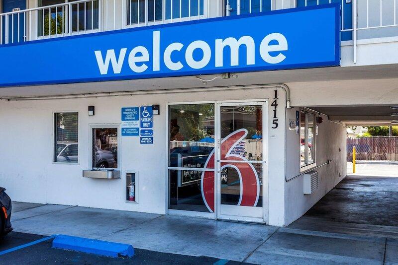 Motel 6 Sacramento, Ca - Downtown