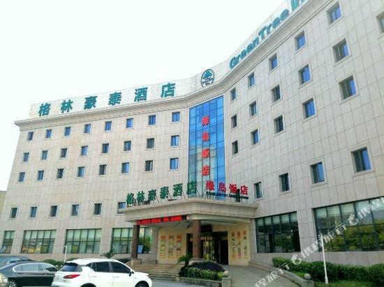 GreenTree Inn Prov. Suzhou Wuzhong Fengjin Rd Business Hotel