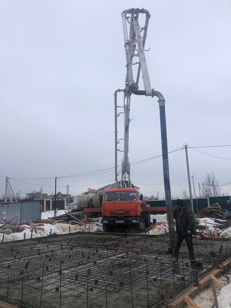 бетон, бетонные изделия — Спец Русь-бетон — Домодедово, фото №1