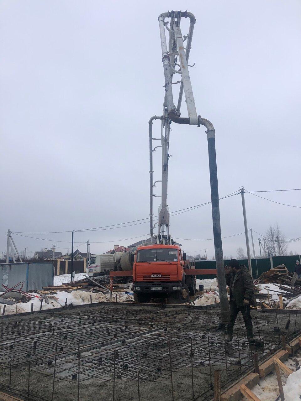 Русь бетон домодедово керамзитобетона утепление стен