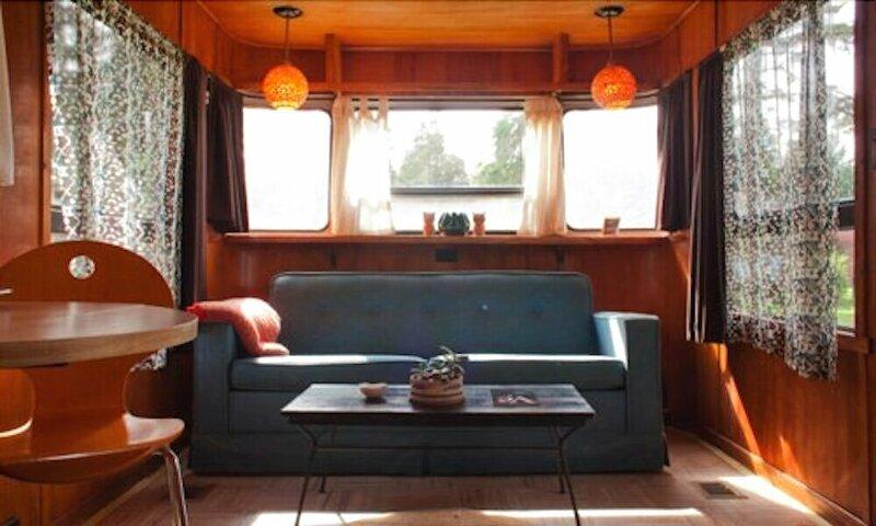 Sou'wester Lodge & Vintage Trailers