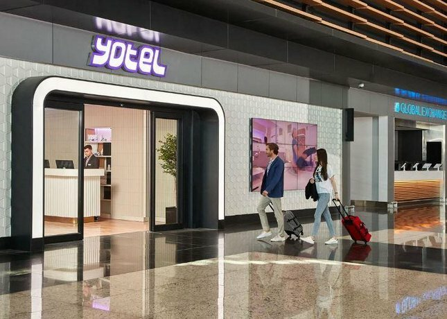 otel — Yotel Istanbul — İstanbul, foto №%ccount%