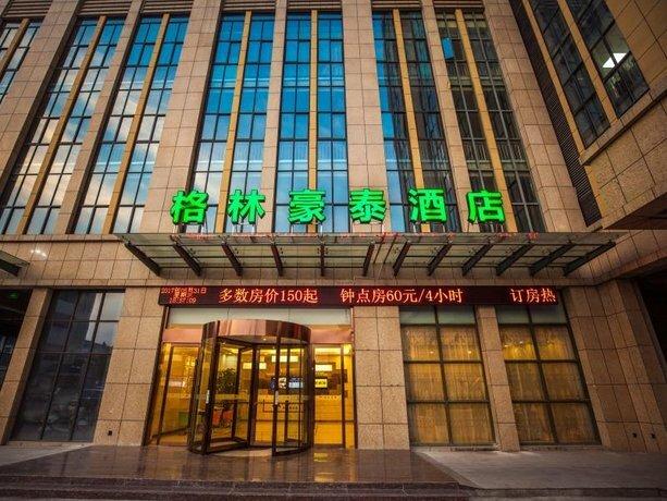 GreenTree Inn Jiangsu Yancheng Tinghu Wengang road Frontier defense bureau Business Hotel
