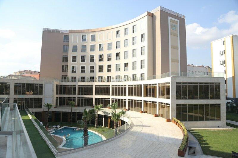 Отель İstambul Medikal Termal