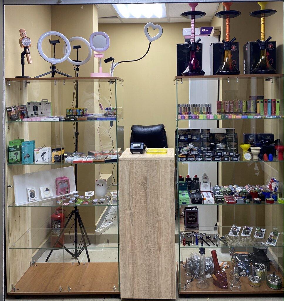 магазин табака и курительных принадлежностей — Табак & Vape — Москва, фото №2