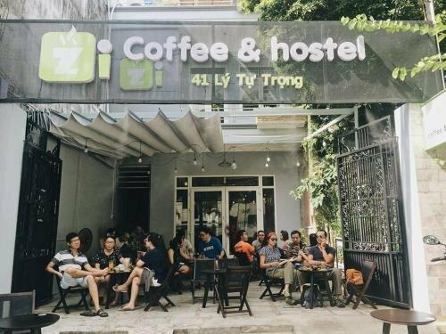 Zi Coffee & Hostel