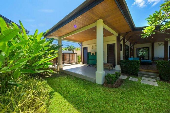 Villa Haeata: Kokyang style Nai Harn Beach