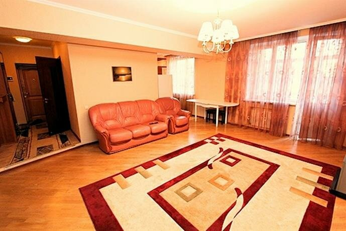 V Delovom Tsentre 412 Apartments
