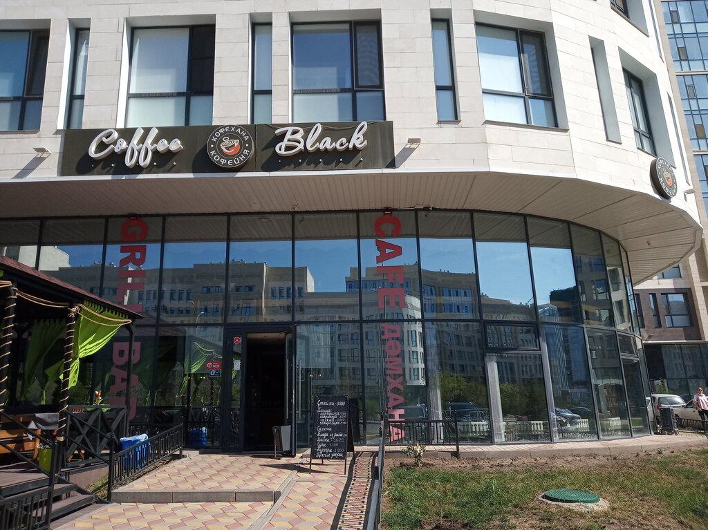 кофейня — Coffee Black — Нур-Султан, фото №2