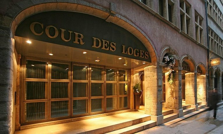 Cour Des Loges Hotel