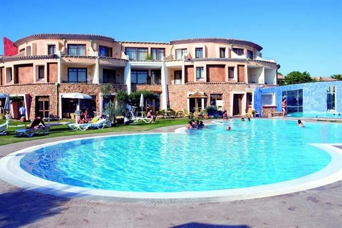 Residence Baia Caddinas