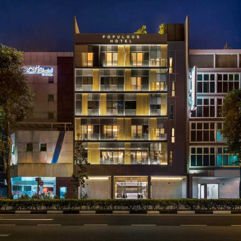 Populous Hotel @ Bugis