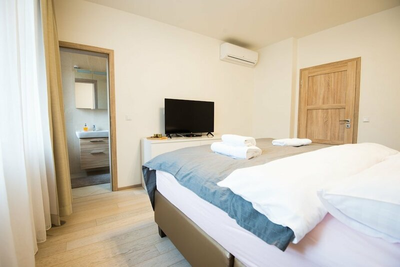 SPA Apartments Bulharska