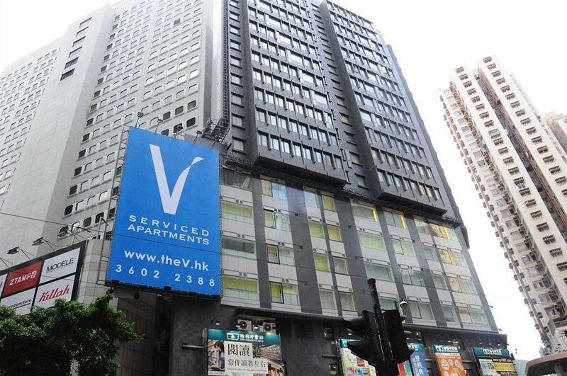 V Causeway Bay Serviced Apartments