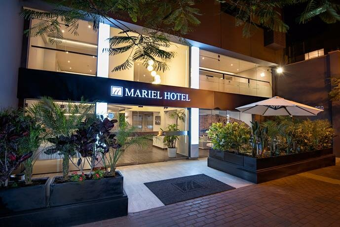 Отель Mariel Boutique